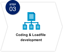 STEP03 Coding & Loadfile development